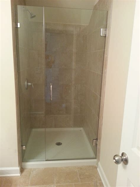 Bath Shower Doors Glass Frameless in line shower enclosures frameless shower doors