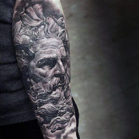 zeus tattoo designs 80 zeus designs for a thunderbolt of ideas