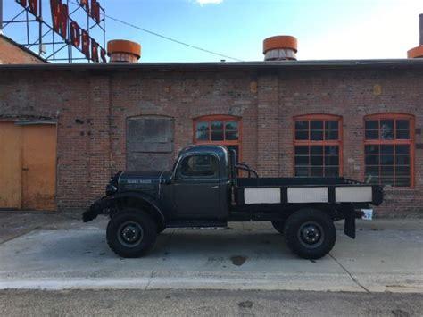 1948 dodge power wagon 1948 dodge powerwagon