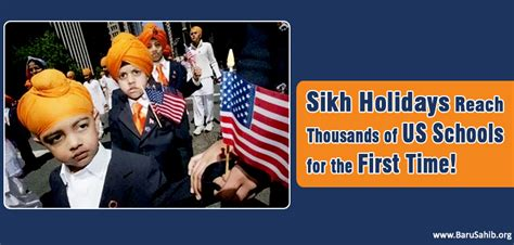 sikh holidays reach thousands of us schools for the first