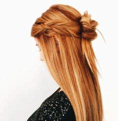 hairtwist: blonde highlights on natural copper hair   hair