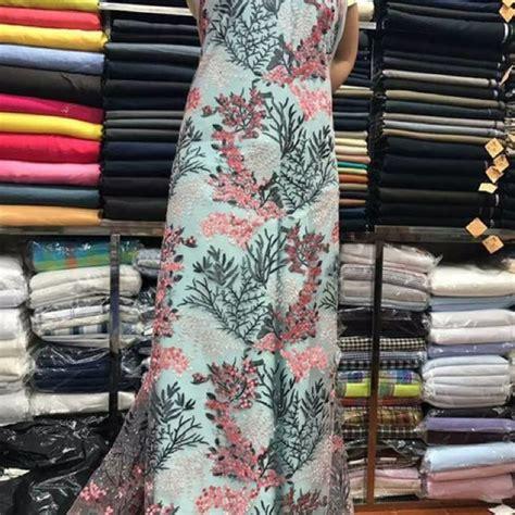 fesyen kain di ho chi minh 2014 kain terkini di ho chi minh kain lace vietnam muslimah