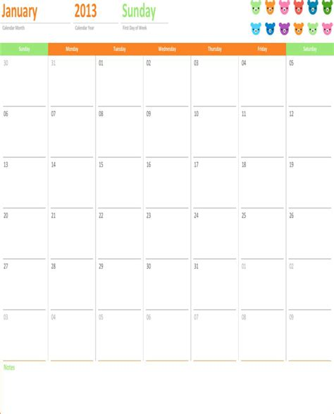 blank one month calendar template blank monthly calendar template for free