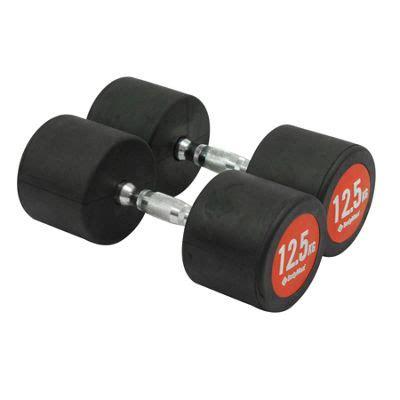 Dumbbell Tesco Buy Bodymax Pro V3 Rubber Dumbbells 12 5kg From Our
