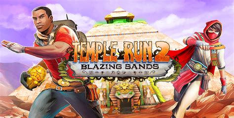 temple run 2 blazing sands temple run 2 expansion blazing sands hits the play store android authority