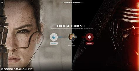 google wallpaper star wars google star wars chooseyourside game adds easter eggs to