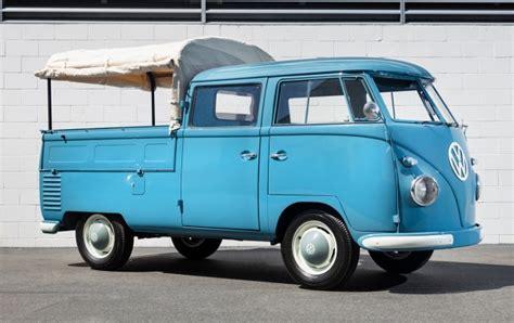 volkswagen type 2 1958 volkswagen type 2 cab gooding company