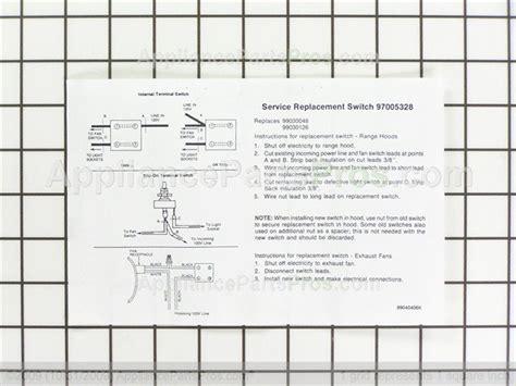broan range light wont turn broan f40000 fan switch wiring diagram 38 wiring diagram
