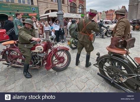125ccm Motorrad Polen by Motorcycles Stockfotos Motorcycles