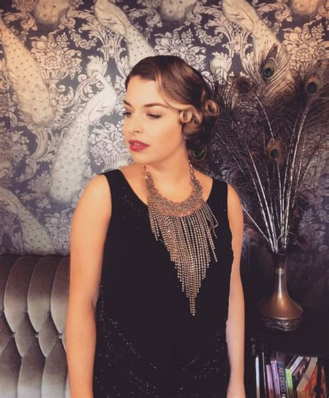 Flapper Hairstyles by 21 Flapper Hairstyle Ideas Designs Haircuts Design
