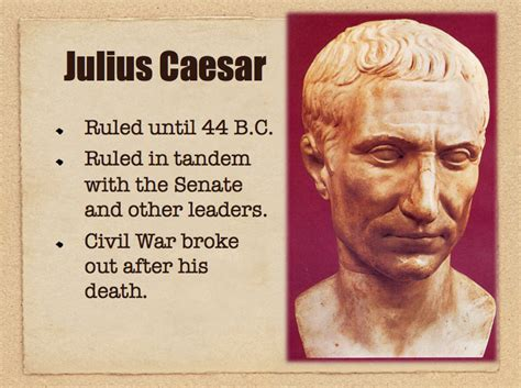julius caesar biography for middle school presentation name on emaze