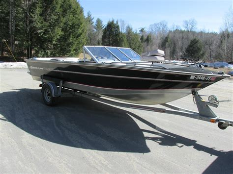 spectrum boats 19 5 foot spectrum aluminum boat with galv trailer boat