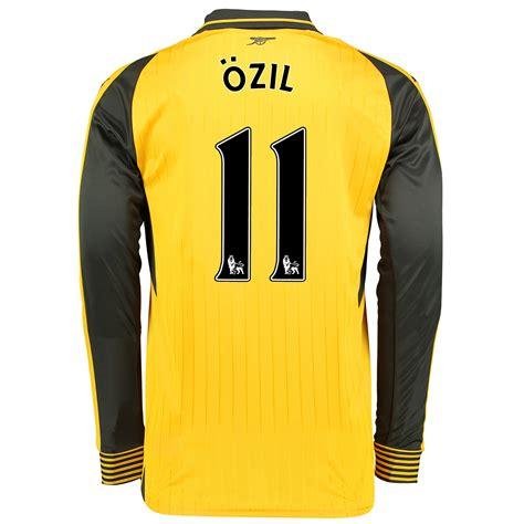 arsenal away kit 2016 17 arsenal 16 17 puma away kit 16 17 kits football shirt blog