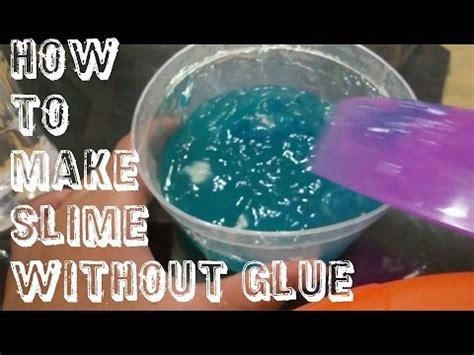 membuat slime barrel cara membuat slime tanpa lem cara membuat slime tanpa
