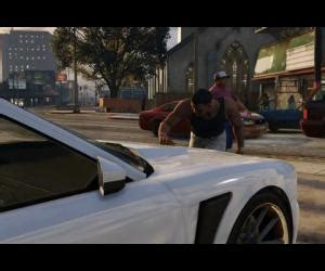 grand theft auto v for pc now available on steam, going on