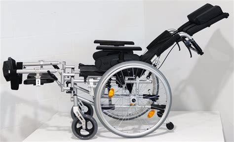 silla reclinable silla de ruedas reclinable de aluminio bb barata ligera y