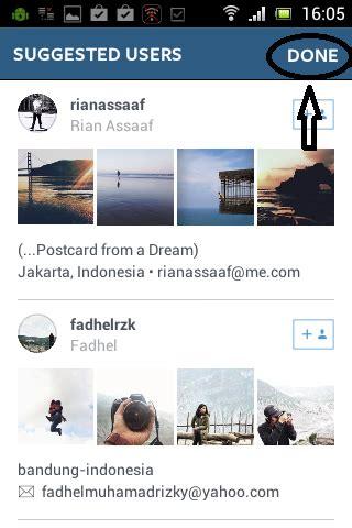 format video untuk instagram adalah update keren cara daftar instagram untuk android