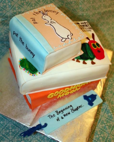 Book Baby Shower Cake by 1000 Images About Book Cakes On Open Book