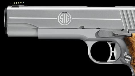 1911 Stainless Super Target Full Size