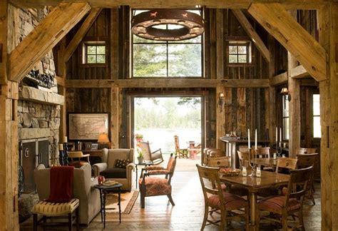 rustic barn designs chalet en bois 224 l 226 me tr 232 s rustique vivons maison