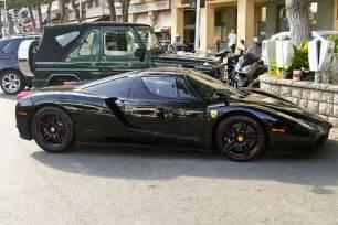 hd car wallpapers enzo black