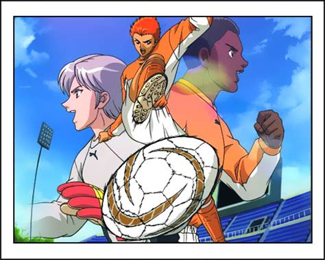Serial Anime Hungry Striker hungry striker sub indonesia