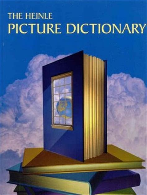 picture dictionary book learn today and talk to the world the heinle