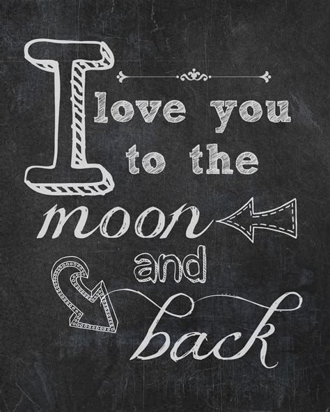 i you to the moon and back quotes quotesgram