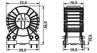 common mode inductor symbol common mode inductor symbol 28 images power supply emi filter calculation in a smps