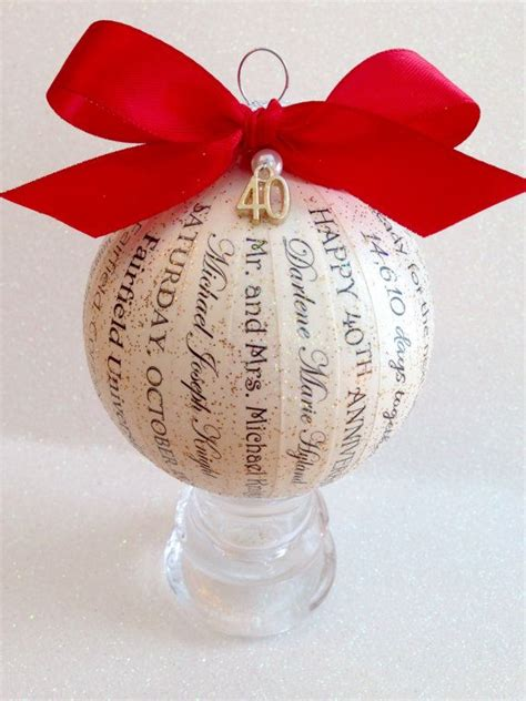 40th wedding anniversary diy gifts best 25 40th anniversary gifts ideas on 40th