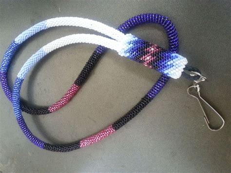 beaded lanyard ideas 1000 ideas about beaded lanyards on lanyard