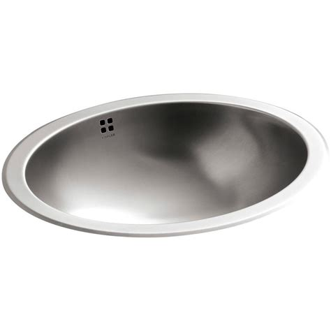 Stainless Steel Bathroom Sinks by Whitehaus Collection Above Counter Bathroom Sink In