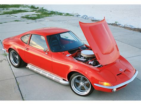 Opel Gt V8 by Opel Gt With A Small Block V8 Interesting And Or