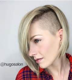 hair stryles for wopmen woht large heads 66 shaved hairstyles for women that turn heads everywhere