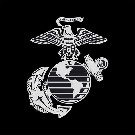 Und Window Decals by Us Marines Insignia Vinyl Decal Sticker Window