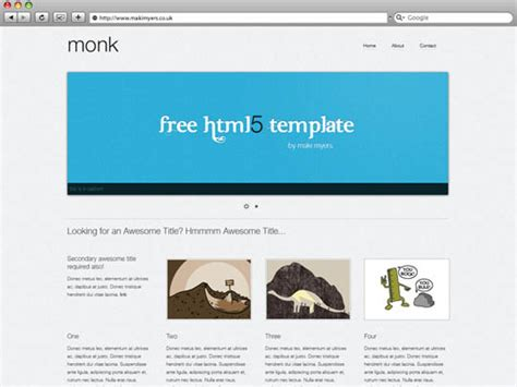 23 Free Html5 Website Templates Designbeep Html5 Business Website Templates Free