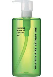 Detox Spills The Tea by Shu Uemura Cleansing Ao The Green One One For The