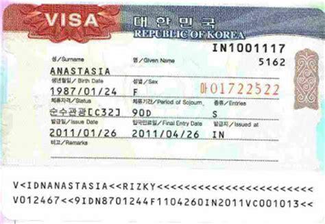 cara membuat visa bisnis di indonesia the hamamatsu onee chan visa korea selatan gt cara