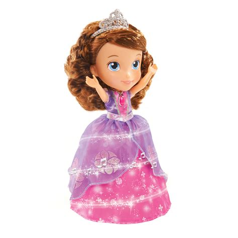 sofia the first disney doll disney sofia the first magic dancing princess sofia doll