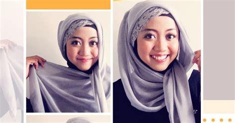cara memakai jilbab paris kreasi download cara memakai jilbab paris simple hanya 1 menit cara