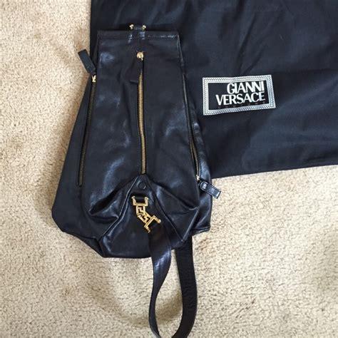 Pom Pom Slingbag 60 gianni versace handbags vintage gianni versace