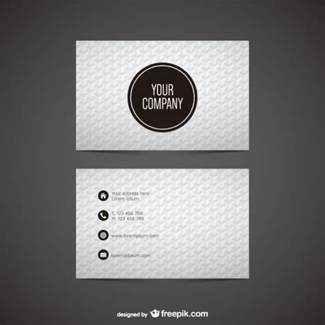 card free vector graphics visiting card free vector free
