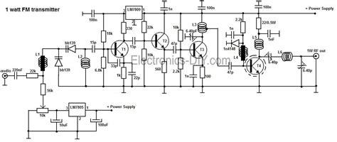best transistor for fm transmitter 1w fm transmitter