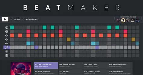 free drum pattern generator splice beat maker by splice sounds