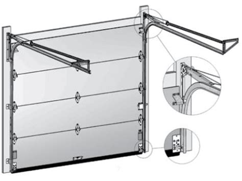 Porte Sectionnelle 464 by Ressorts Pour Porte De Garage Torsion Extension