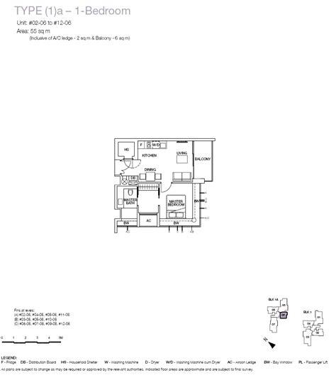 one balmoral floor plan 1 bedroom floor plan