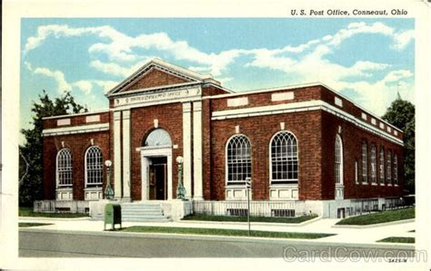 Ashtabula Post Office by U S Post Office Conneaut Oh
