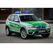 BMW Emergency And Security Vehicles At GPEC 2014