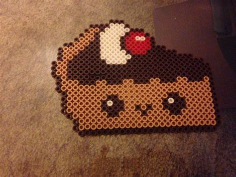 kawaii perler kawaii pie perler bead by mcnugget5220 on deviantart
