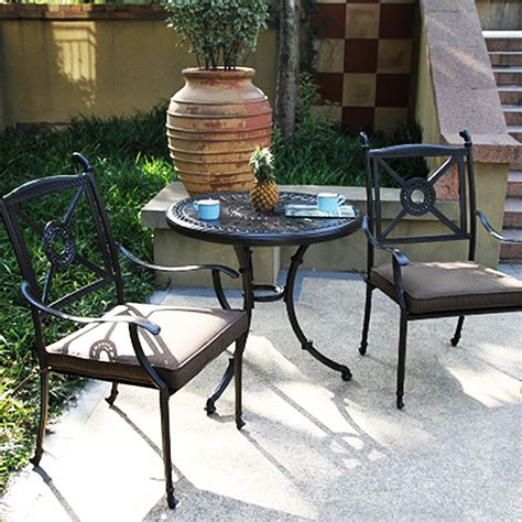 Outdoor Patio Furniture Ta Bistro Set Patio Furniture Patio Design Ideas